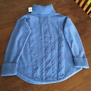 NWT LLBean sweater